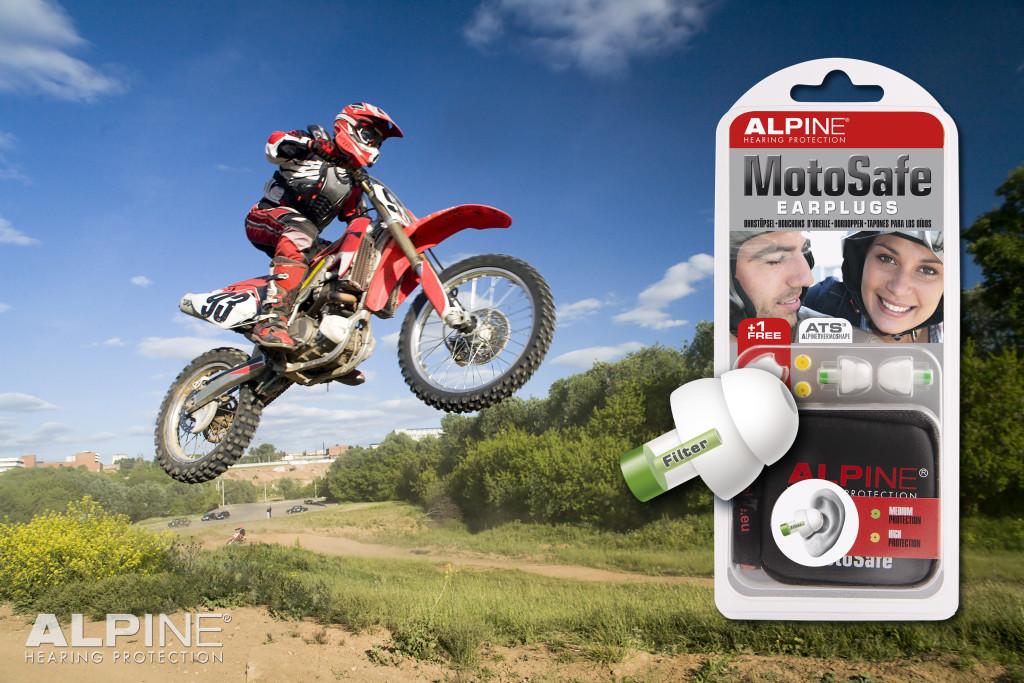 MotoSafe - motocross